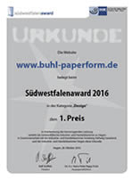 Südwestfalenaward_2016_buhl-paperform